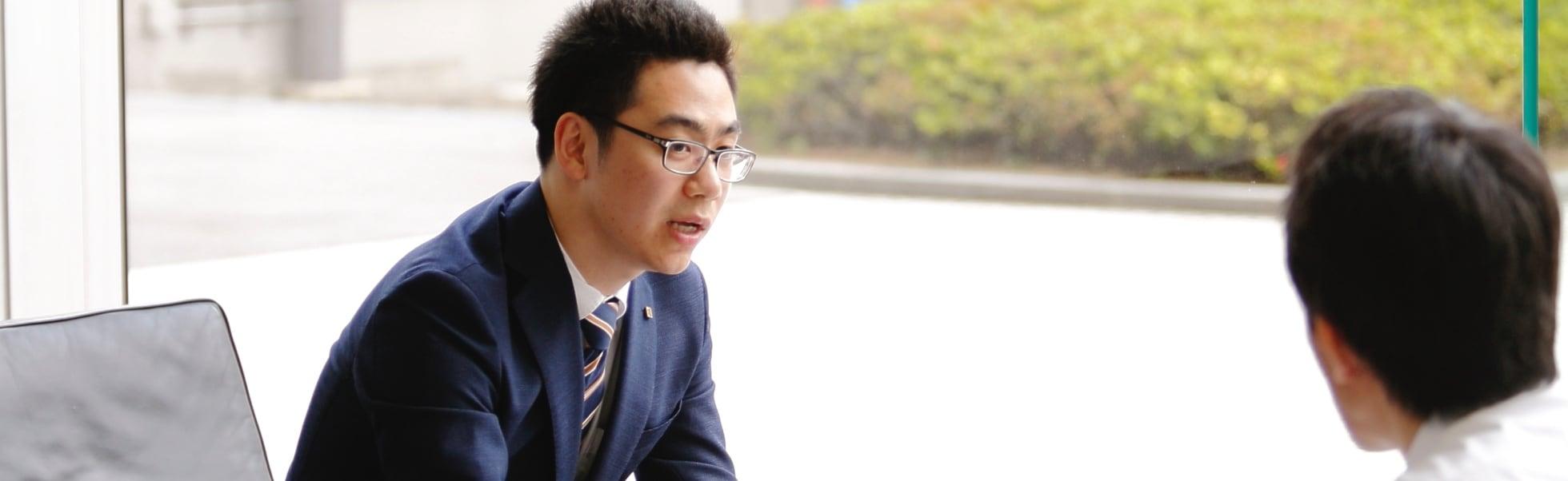 京都で働く インタビュー Xue Shenghao (中国)
