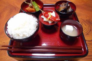 교토의 전통 레시피, 정진(精進)요리