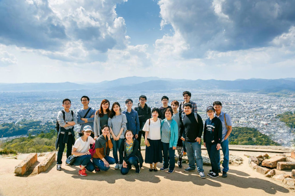 Join an International Student Group in Kyoto!