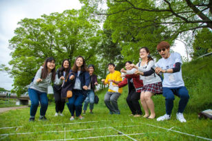 What's an International Student Group like? From a Thai Student