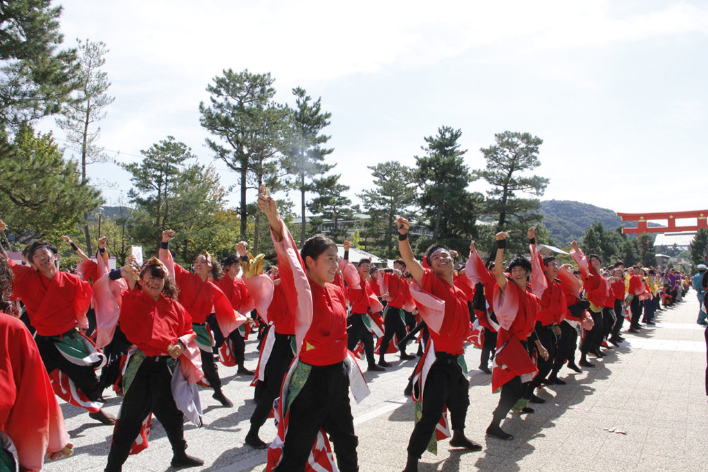 京都の大学生だからできる、学生プロデュースの祭「京都学生祭典」で京都を盛り上げよう!