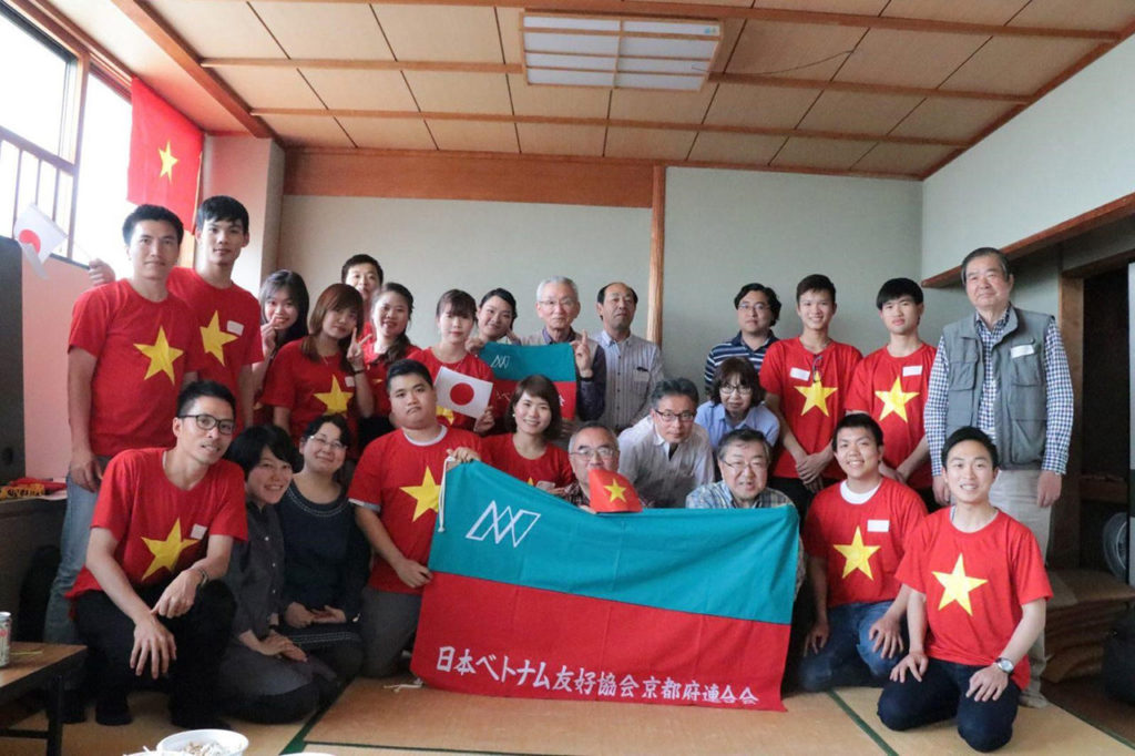 What's an International Student Group Like? A Vietnamese Student's Introduction to VYSA Kyoto!