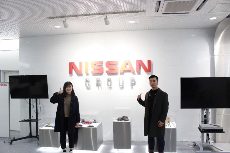 Become an Automobile Engineer at NISSAN Automobile Technical College!