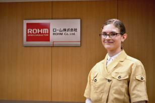 Working at ROHM Semiconductor: An American Girl in a Japanese Company