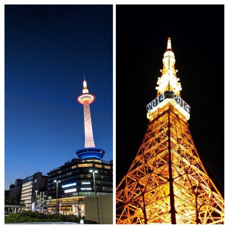 住過東京跟京都後,發現到了什麼