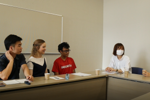 นักศึกษาต่างชาติเล่าถึงความแตกต่างระหว่างโตเกียวกับเกียวโต