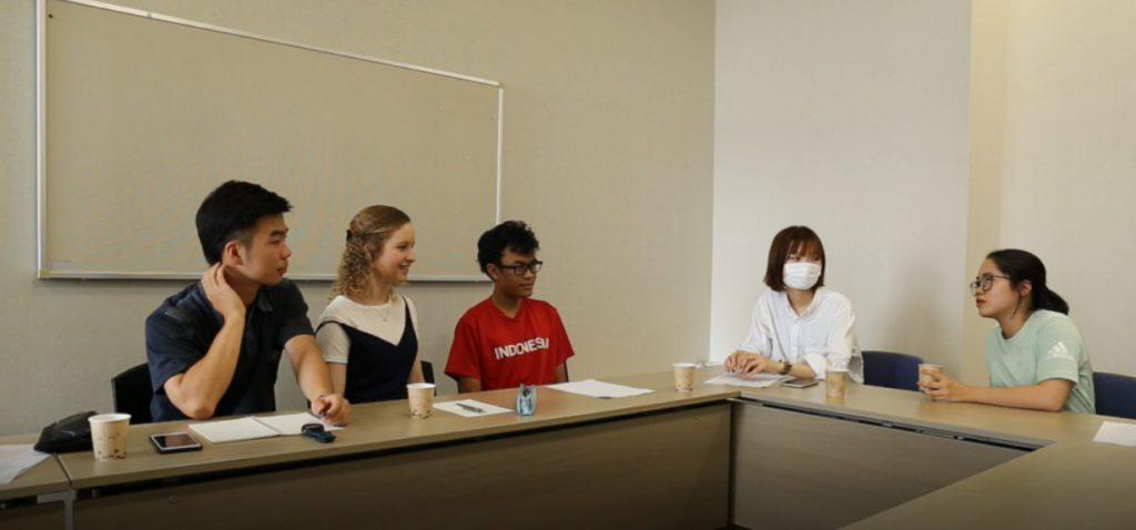 听留学生谈谈吧!东京与京都的不同