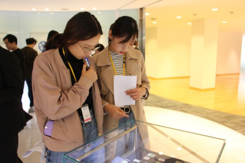 留学生が「変化」の鍵を握る!?NISSHA見学ツアーに密着!