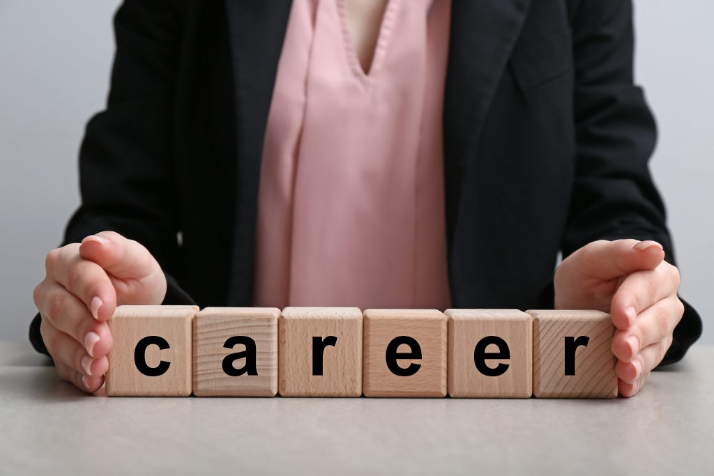 What careers do international students in Japan aim for?
